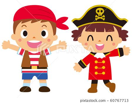 Pirate kids 60767713