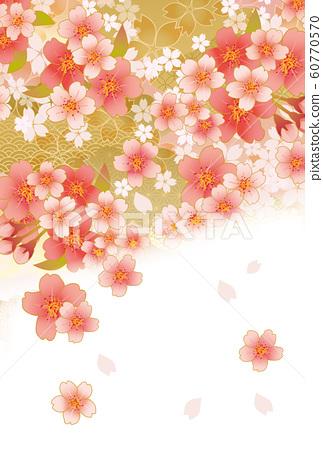 樱花材质 60770570