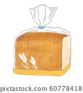 普通面包 60778418