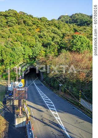 기후현 긴카 산 터널 60780016
