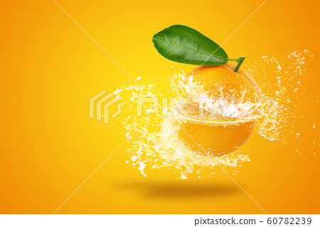 橙色 橘子 橙子 60782239