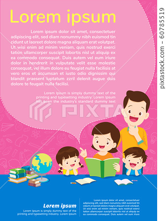 Education and learning,Education concept with 60785519