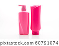 shampoo or hair conditioner bottle 60791074