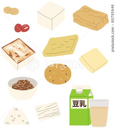 豆類和大豆產品*沒有主線 60795646