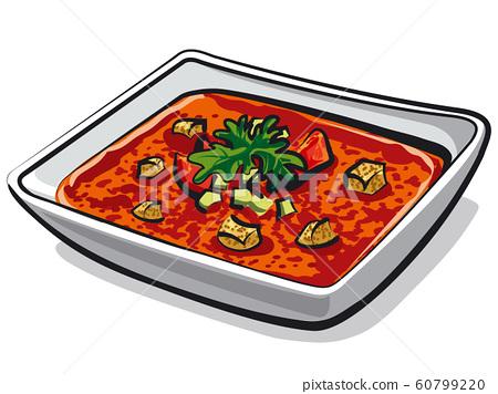 gazpacho tomato soup 60799220