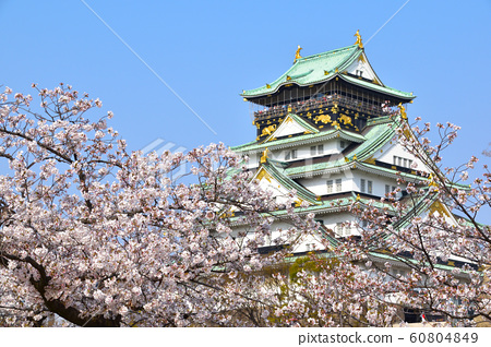 Sakurakei (Osaka Castle) 60804849