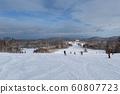 札幌國際滑雪場的木質路線下部 60807723