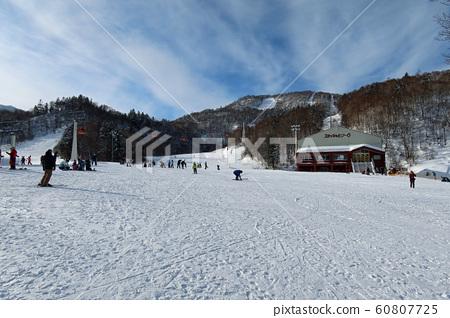 삿포로 국제 스키장 스키 센터 앞 60807725