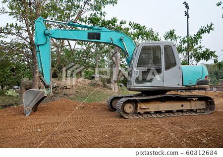 Excavator 60812684