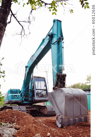Excavator 60812686