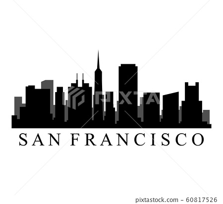 San Francisco skyline 60817526