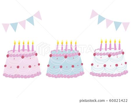 裝飾蛋糕 60821422