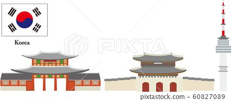 한국의 관광 명소 60827089