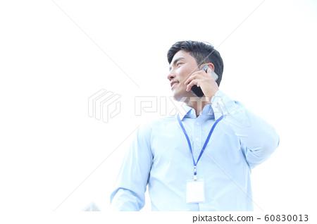 男性商務電話 60830013
