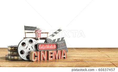 cinema had light concept nave lets watch cinema 3d 60837457