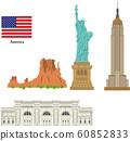 American landmarks 60852833