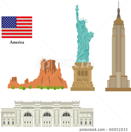 美國地標 60852833