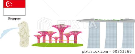 在新加坡的地標 60853269
