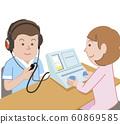 청력 검사 60869585