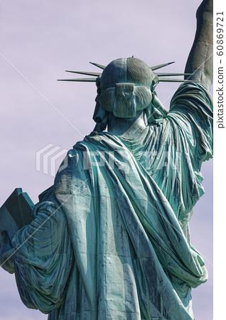 Statue of Liberty New York 60869721