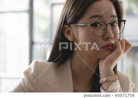 商务会议女人 60871756
