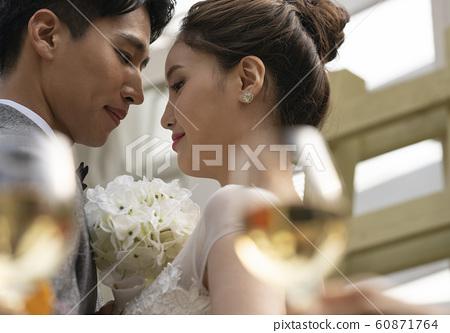 웨딩촬영 결혼 60871764