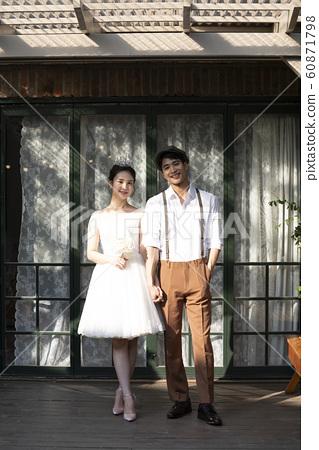 웨딩촬영 결혼 60871798