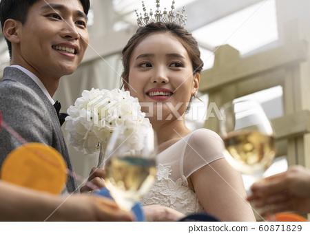 웨딩촬영 결혼 60871829