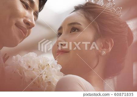 웨딩촬영 결혼 60871835