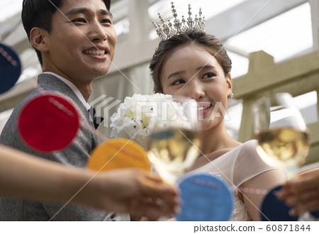웨딩촬영 결혼 60871844