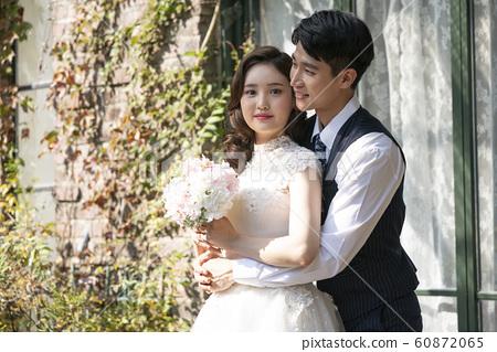 웨딩촬영 결혼 60872065