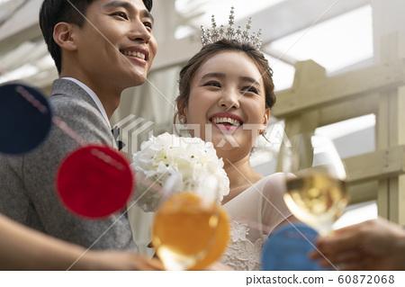 웨딩촬영 결혼 60872068