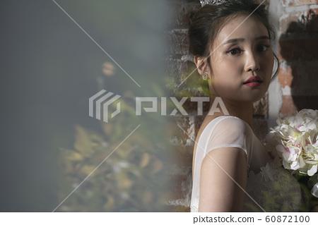 웨딩촬영 결혼 60872100