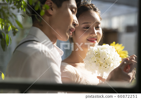 웨딩촬영 결혼 60872251