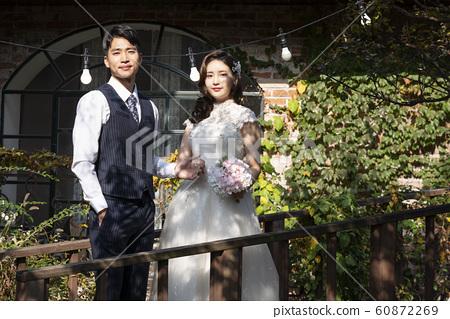 웨딩촬영 결혼 60872269