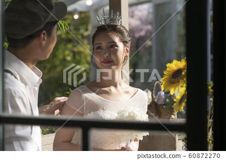 웨딩촬영 결혼 60872270