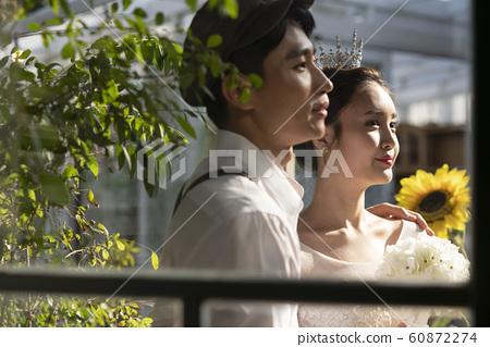 웨딩촬영 결혼 60872274