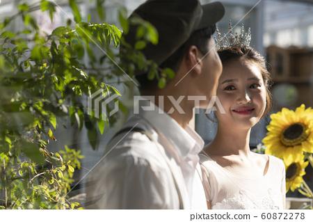 웨딩촬영 결혼 60872278