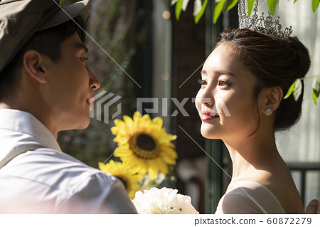 웨딩촬영 결혼 60872279