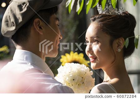 웨딩촬영 결혼 60872284