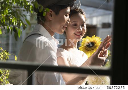 웨딩촬영 결혼 60872286