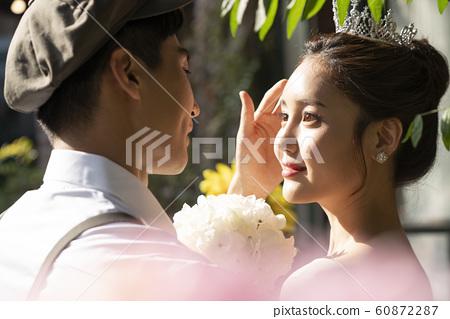 웨딩촬영 결혼 60872287
