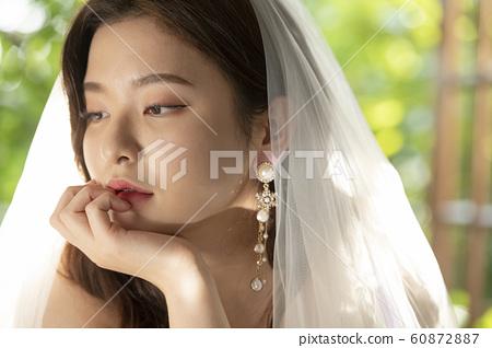 웨딩 결혼 신부 주얼리 60872887