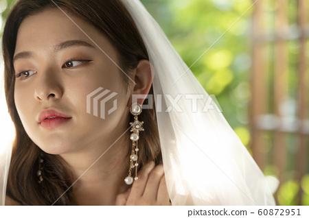 웨딩 결혼 신부 주얼리 60872951