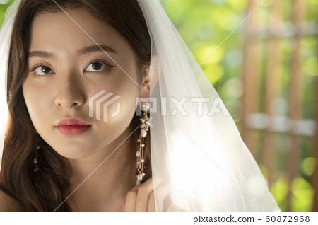 웨딩 결혼 신부 주얼리 60872968