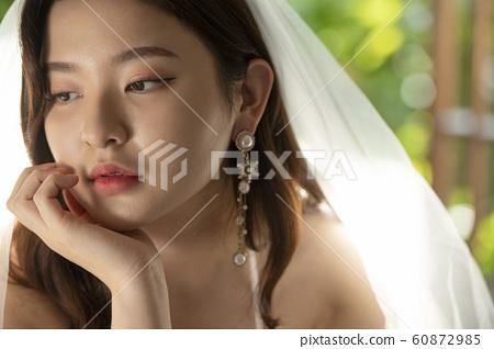 웨딩 결혼 신부 주얼리 60872985