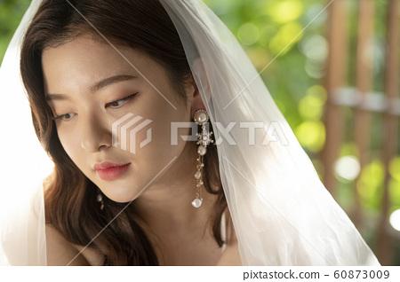 웨딩 결혼 신부 주얼리 60873009