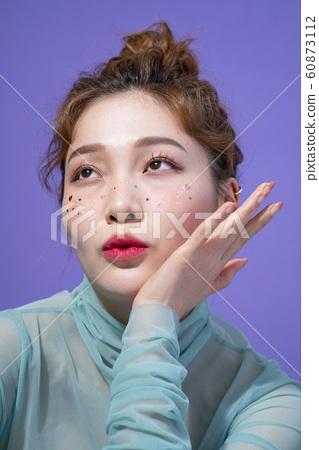 Woman Beauty Cutie 60873112