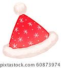 크리스마스 모자 60873974