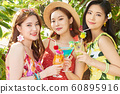 婦女旅行度假聚會 60895916